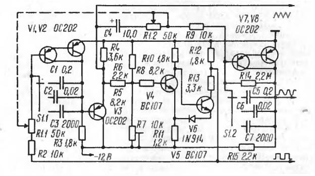 многофункциональный генератор