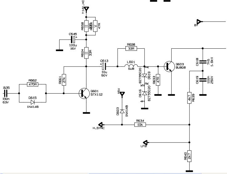 базу ключевого транзистора