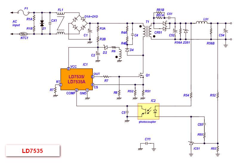 Dp502t даташиты pdf - to-220 5pin - fairchild