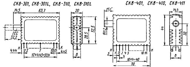 Селектор каналов всеволновый схема фото 28