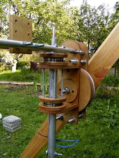 Ветрогенератор на магнитах своими руками фото